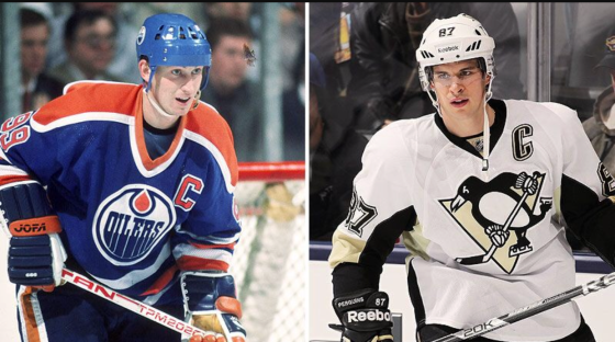 Prime candidates: Sidney Crosby vs. Wayne Gretzky - Cross Checks Blog- ESPN